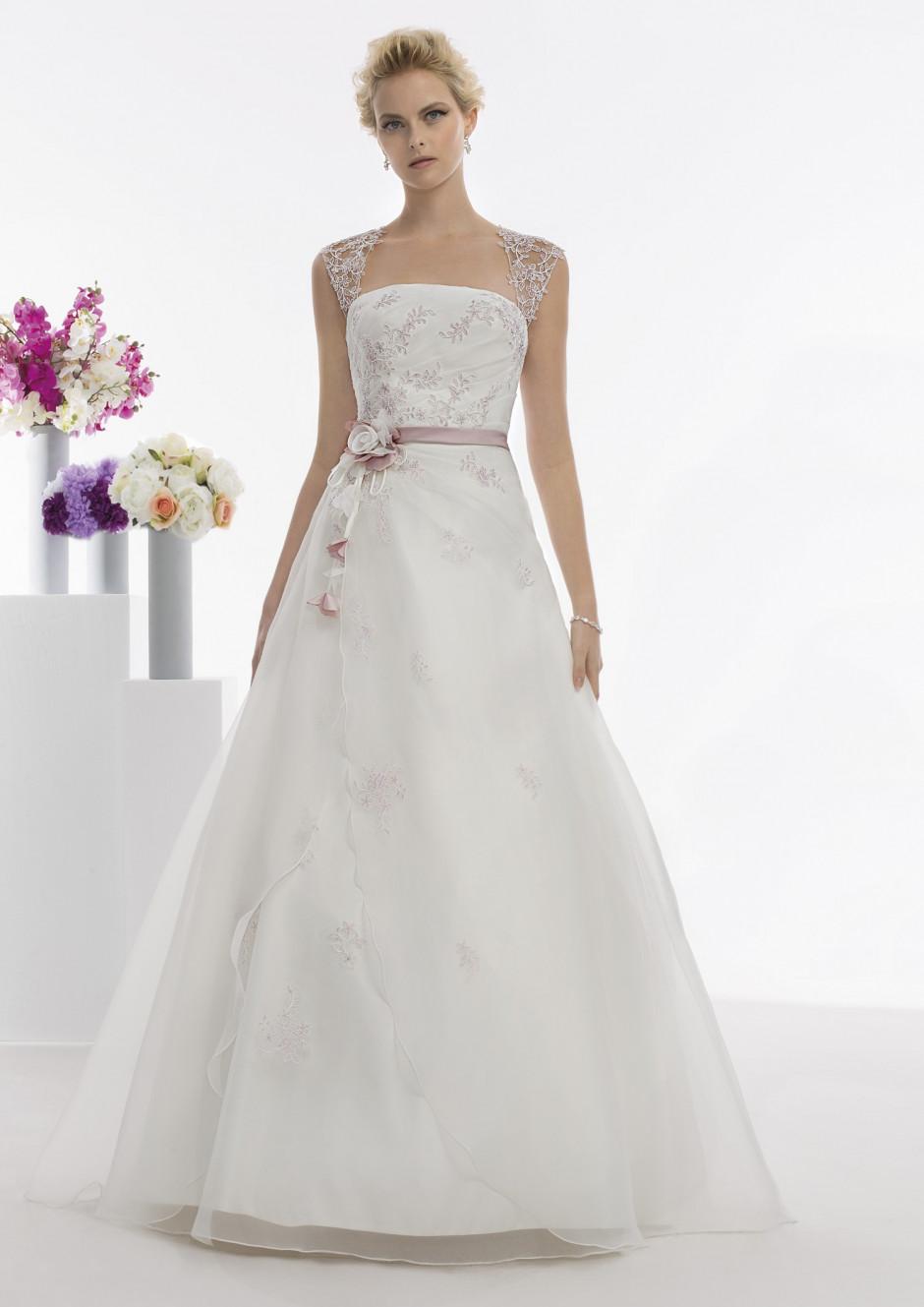 Vestidos de novia colección 2018 - Maria Salas Novias