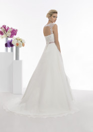vestido de novia BESO