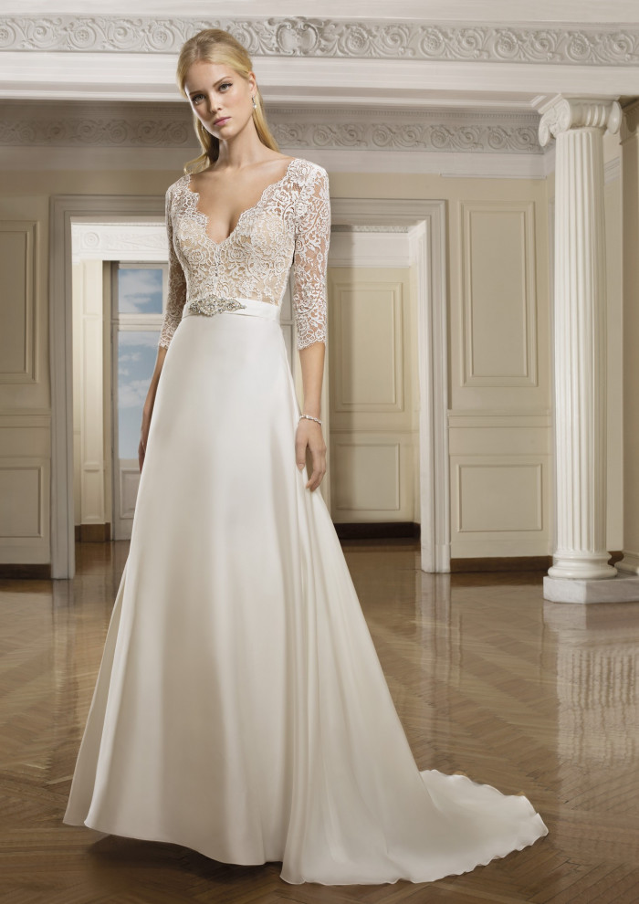vestido de novia CARIÑO