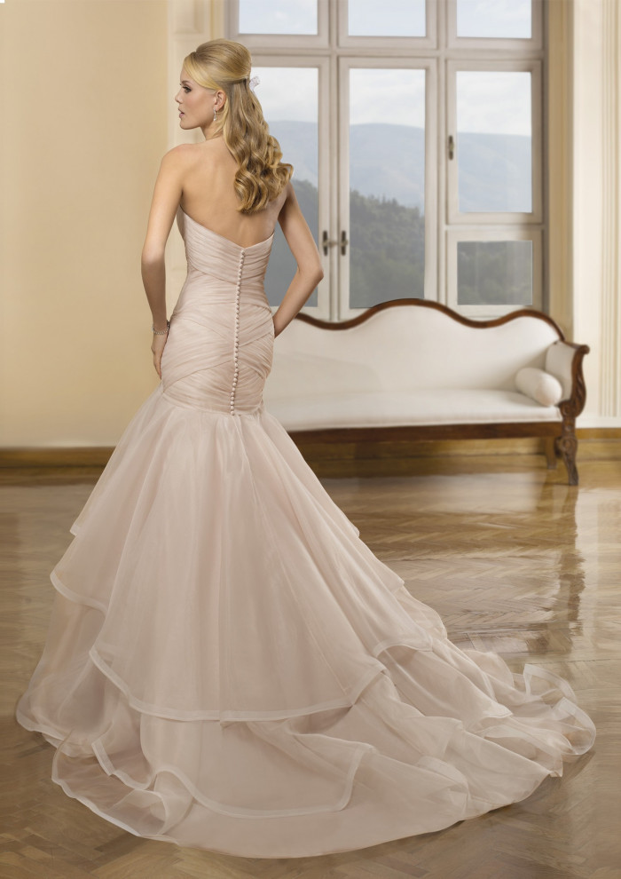 vestido de novia CALOR