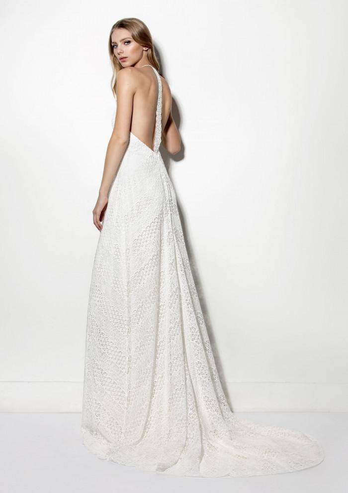 vestido de novia AMAPOLA