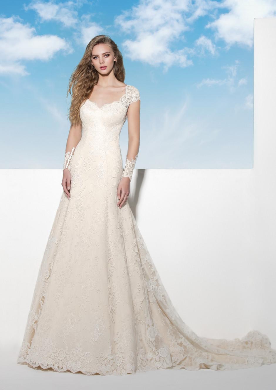 vestido de novia ALMA