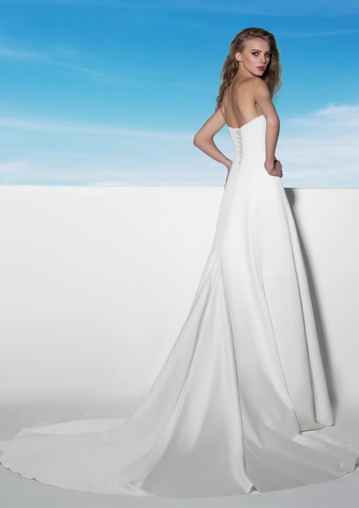 vestido de novia ABRAZO