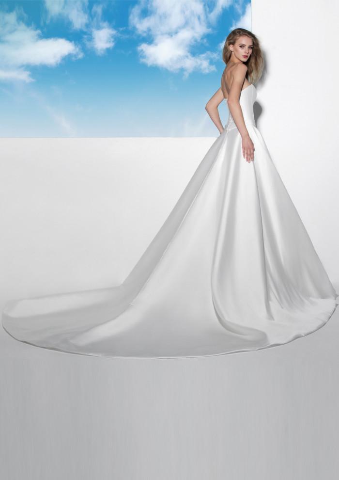 vestido de novia ACANTILADO
