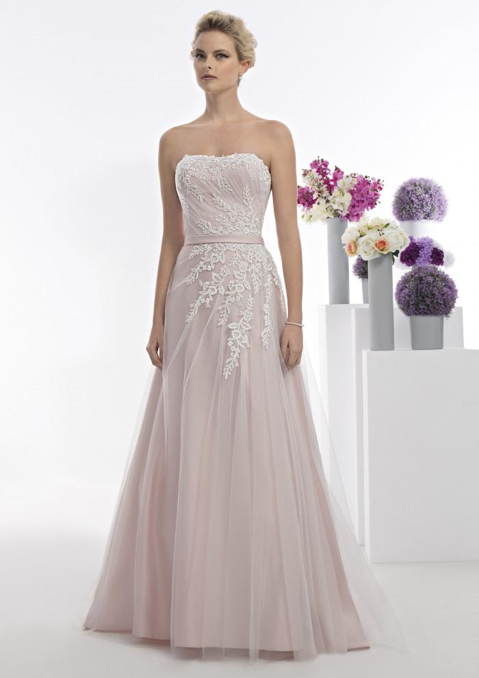 vestido de novia BRILLO