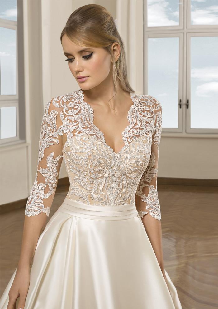 vestido de novia CALMA