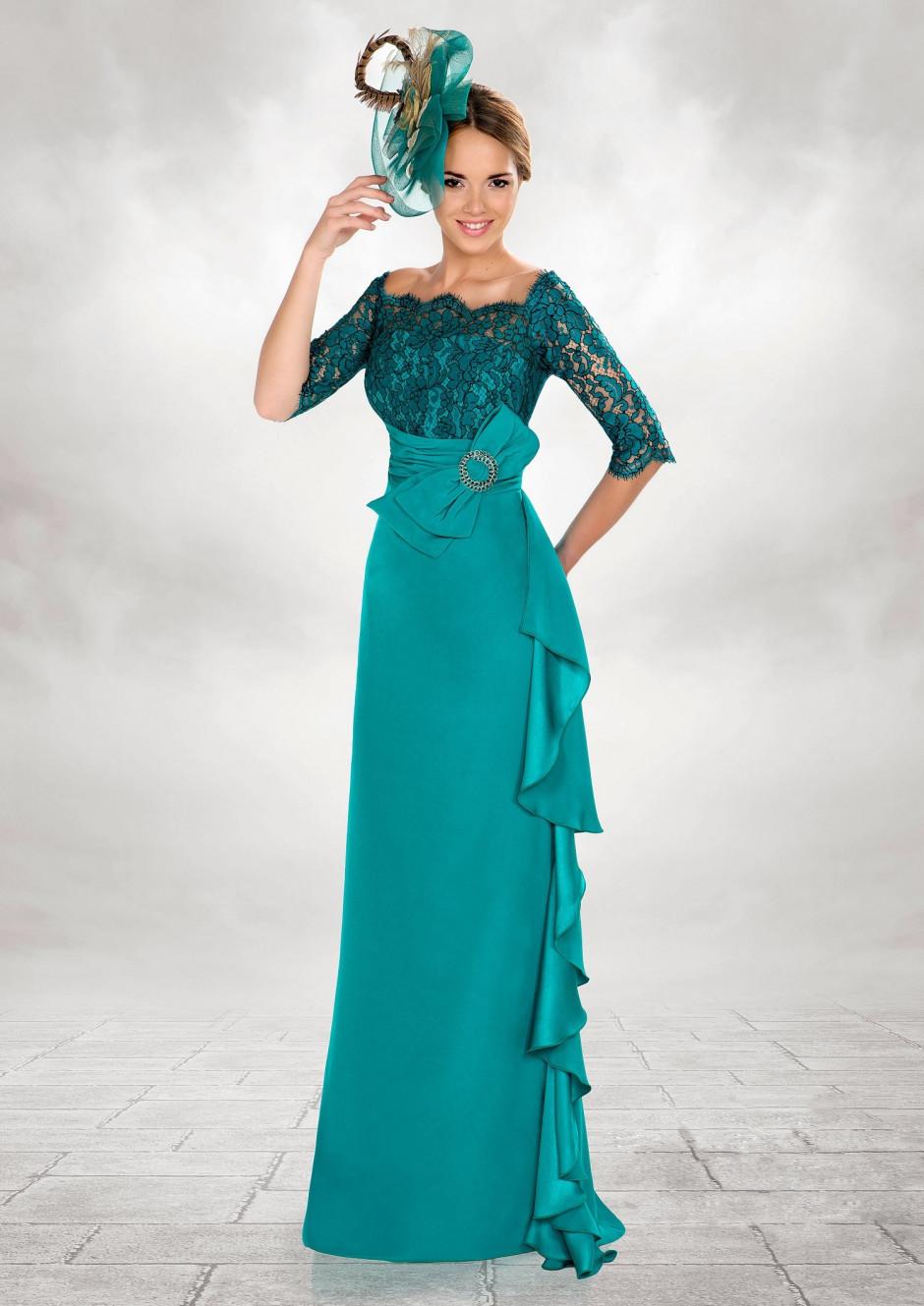 Vestidos de madrina muy elegantes 2019