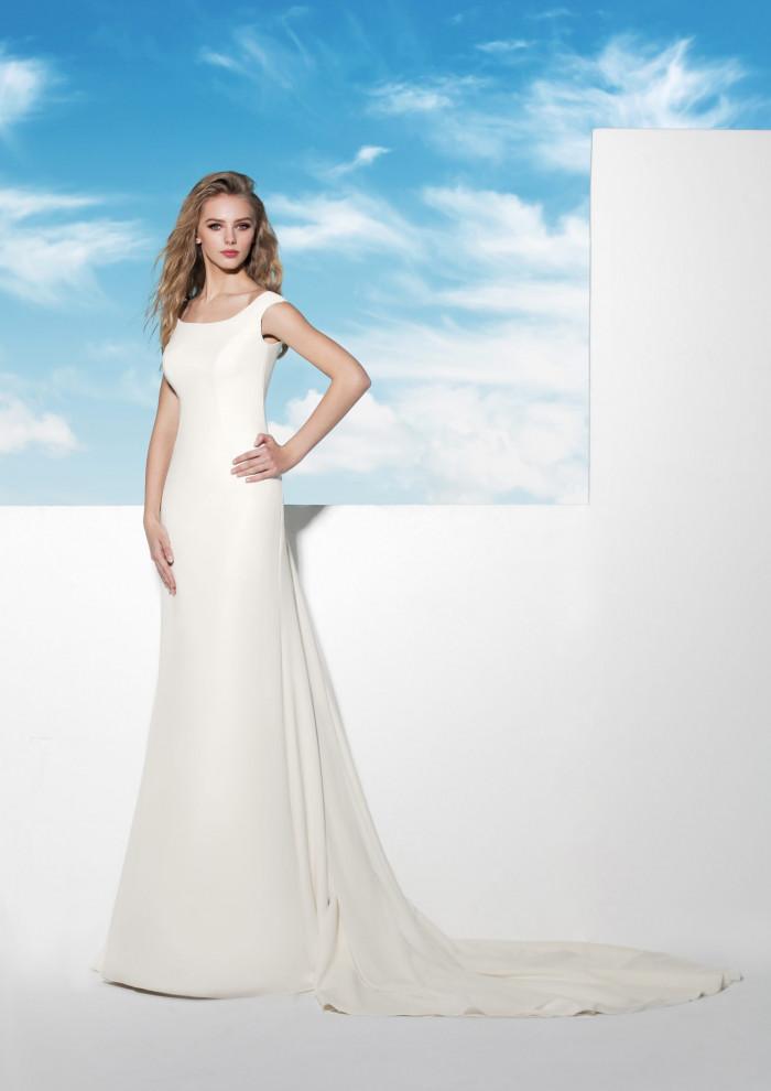 vestido de novia abril