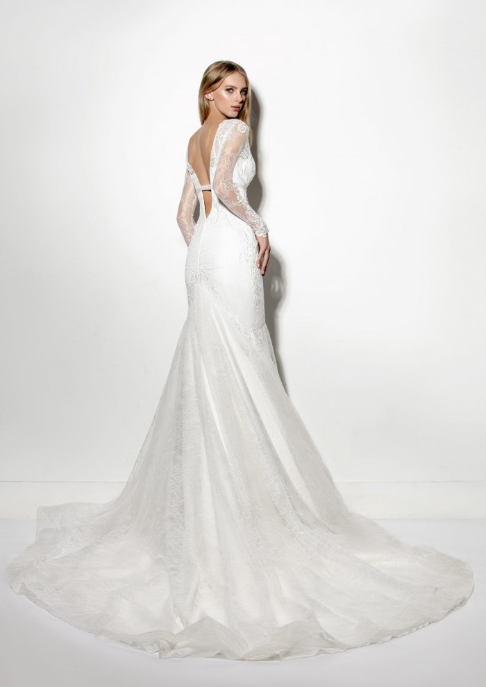 vestido de novia AGOSTO