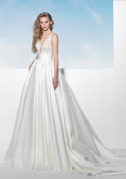 vestido de novia ARREBOL