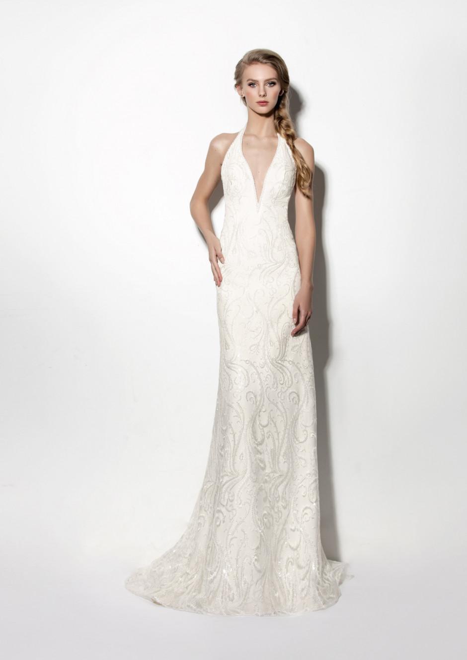 vestido de novia AGUA