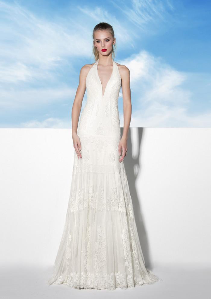 vestido de novia AMABLE