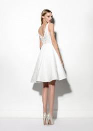 vestido de novia ASOMBRO