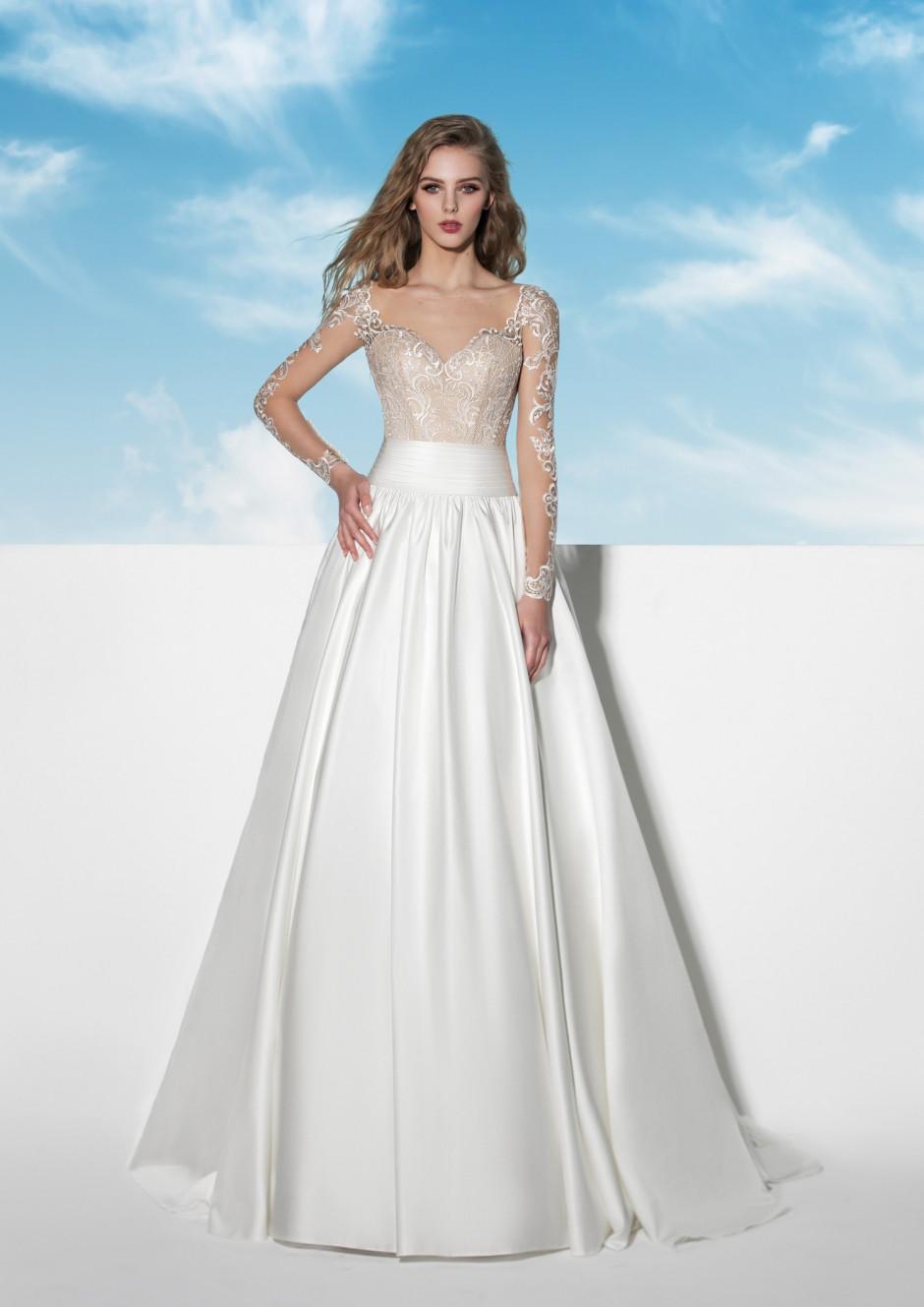 vestido de novia ALEGRIA
