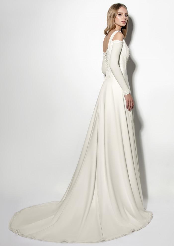 vestido de novia AMOR