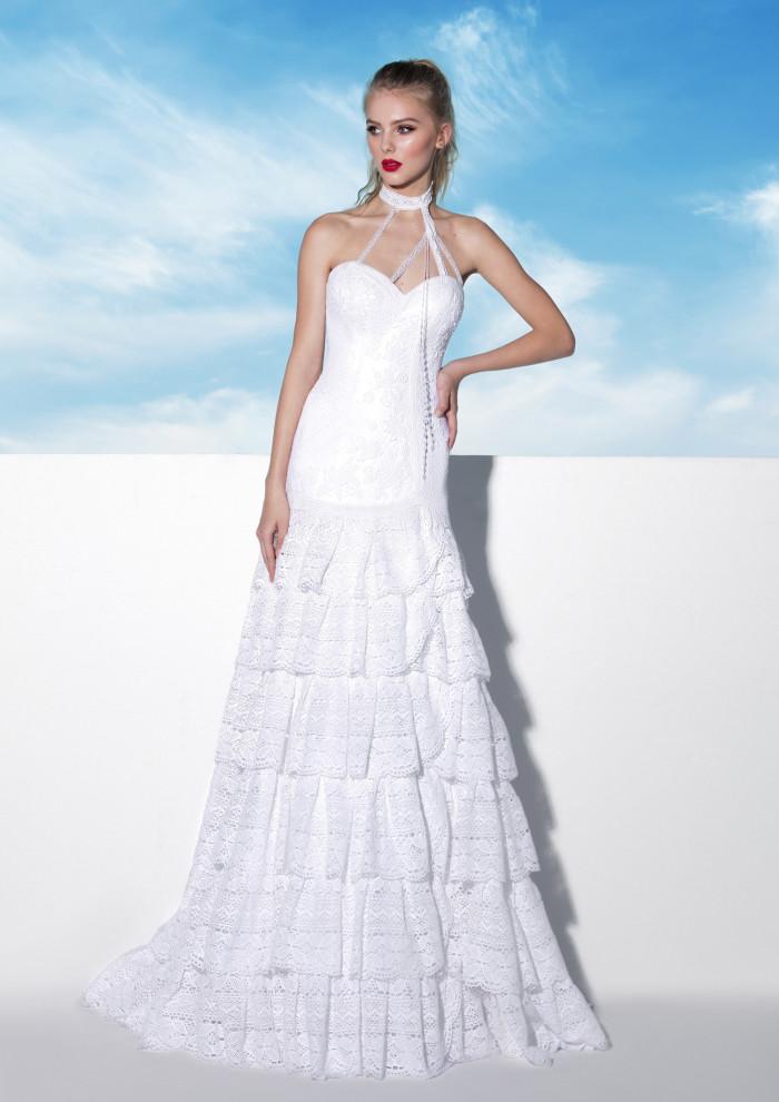 vestido de novia AMPARO