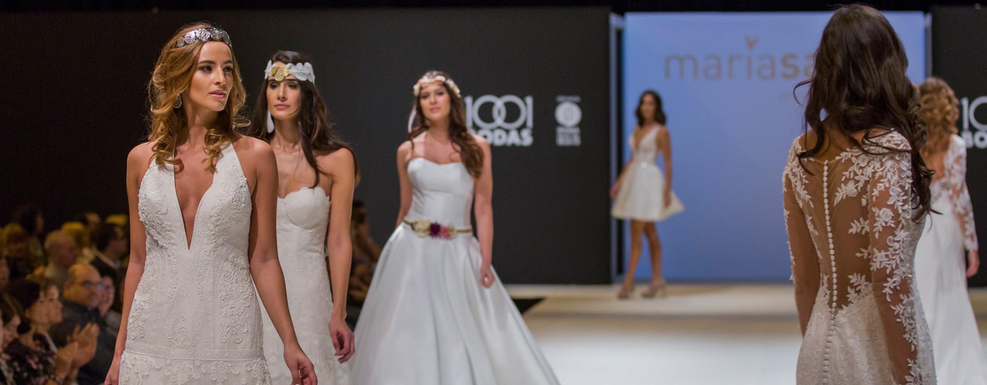 Tendencias en vestidos de novia 2018